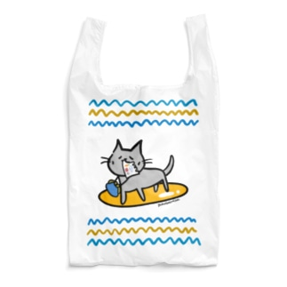 ぼくガリネコ10-エコバッグ Reusable Bag