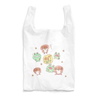 もずはゃエコバッグ【暇トルネ】 Reusable Bag