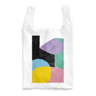エコバッグ/a_005(トリミングシリーズ) Reusable Bag