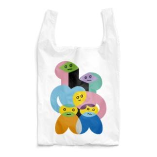 エコバッグ/a_005(ワンポイントシリーズ) Reusable Bag