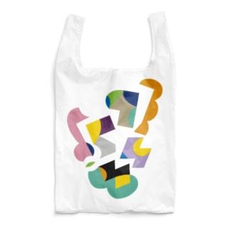 エコバッグ/f_002(トリミングシリーズ) Reusable Bag