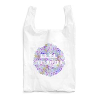 Crystal☆Flower Reusable Bag