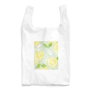 おっきいネコちっさいネコビタミン摂取 Reusable Bag