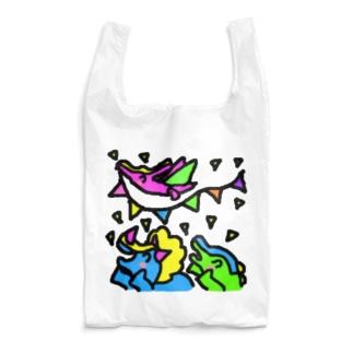 恐竜サンバ Reusable Bag