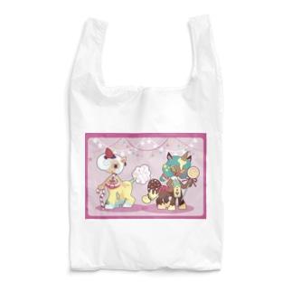 お菓子なユニコーン Reusable Bag