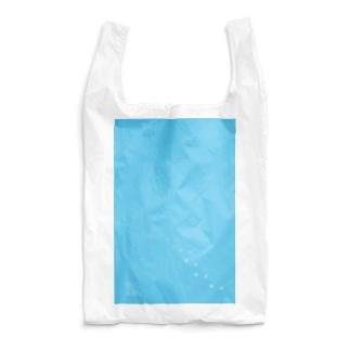 空に、足跡。 Reusable Bag