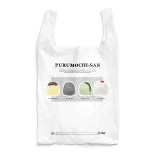PURUMOCHI-SAN(ぷるもちさん) Reusable Bag