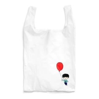 風船しょま Reusable Bag