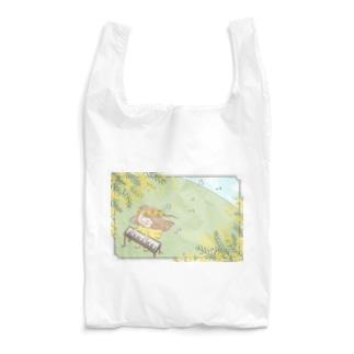 ミモザおしのちゃん Reusable Bag