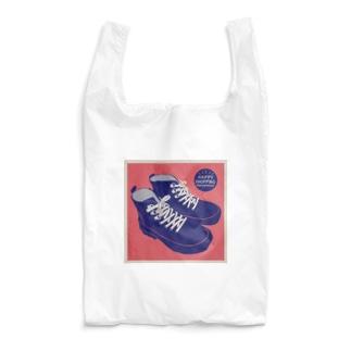 HAPPY SHOPPING Reusable Bag