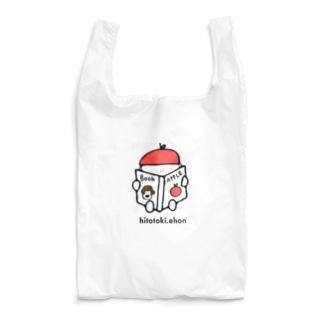 りんごぼうやロゴ Reusable Bag