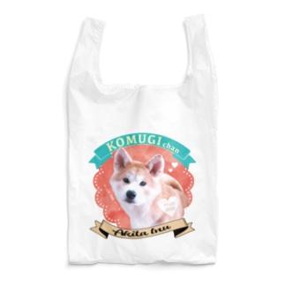 オーダー品★秋田県の小麦ちゃんB Reusable Bag
