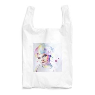 虹色少女 Reusable Bag