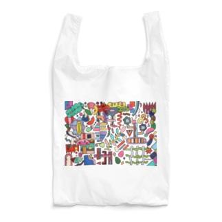 Berry Land エコバッグ2021 Reusable Bag