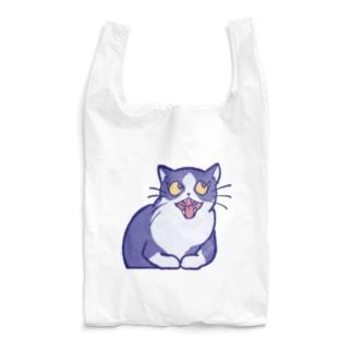 ジャム商店のネチコャン Reusable Bag