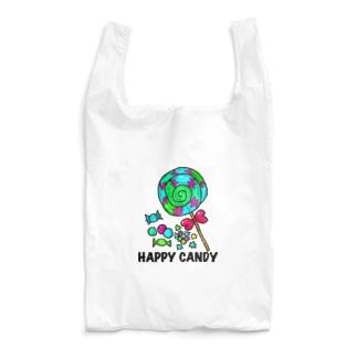 ハッピーキャンデー Reusable Bag