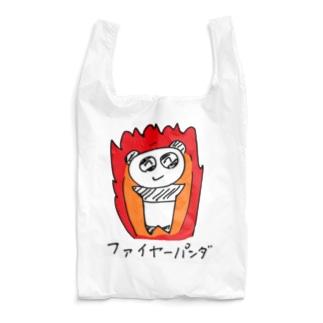ファイヤーパンダ Reusable Bag