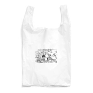 メディア木龍・谷崎潤一郎研究のつぶやきグッズのお店の蛇性の淫 Reusable Bag