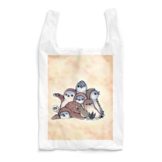 もふもフンボ(ヒナ) Reusable Bag