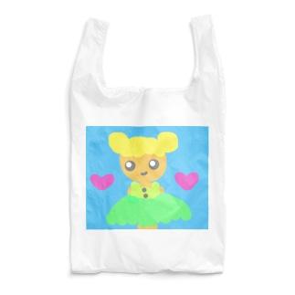 お遊戯会で妖精役の子🧚♀️💫 Reusable Bag
