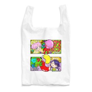お菓子とぷぅじぃ Reusable Bag
