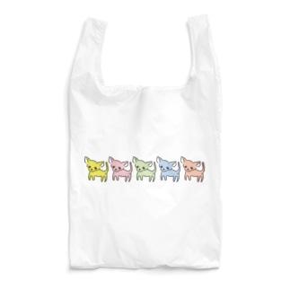 ゆるチワワ(カラフル) Reusable Bag