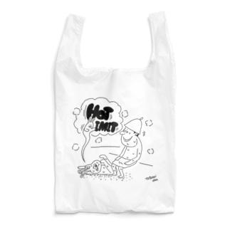 ととのい団【ホットリミット】ver Reusable Bag