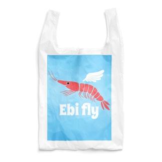 エビフライ くん ~青空版~ Reusable Bag