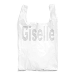 バレエ好きのジゼルアイテム Reusable Bag