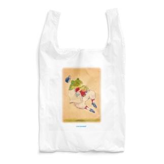 野球日和 助っ人両生類 Reusable Bag