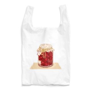 ストロベリージャム Reusable Bag