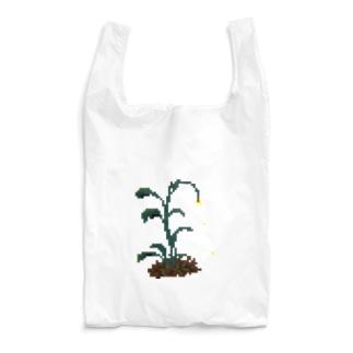 ハナチルザッソウ Reusable Bag