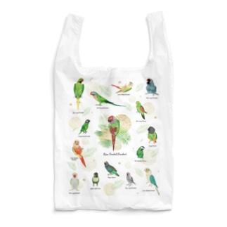 ウロコエコバッグ Reusable Bag