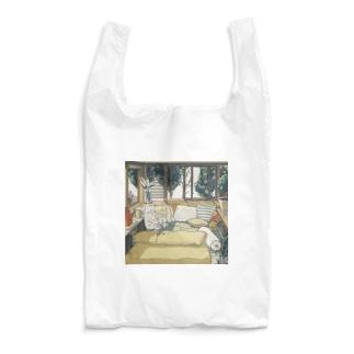 空っぽの部屋 Reusable Bag