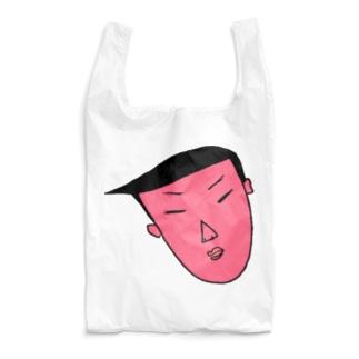 顔1 Reusable Bag