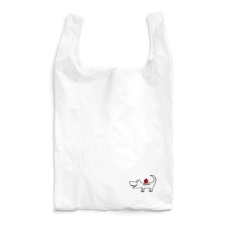 わにいぬとりんご Reusable Bag