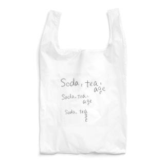 soda, tea, age 2 Reusable Bag