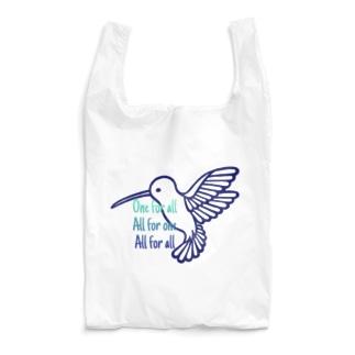 ハチドリさん① Reusable Bag