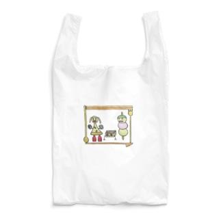 まるさんかくしかく Reusable Bag
