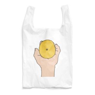 手のうちのぽたお Reusable Bag