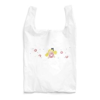 3時のおやつはドーナッツ Reusable Bag
