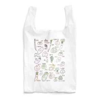 もちどりKurasu のベジぶくろ Reusable Bag