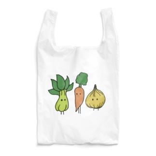 おやさいマン Reusable Bag