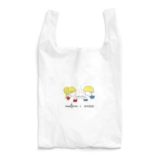 HYGGE × Tsubo Coffee トートバッグ  Reusable Bag