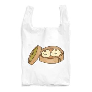 2Dうさぎ 中華まん Reusable Bag