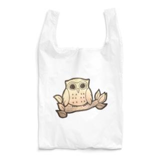 福フクロウ Reusable Bag
