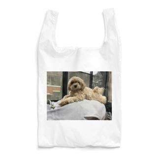 犬のくつろぎ Reusable Bag