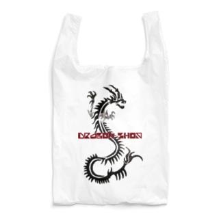 Dragon SHOPのDragon SHOPロゴ Reusable Bag