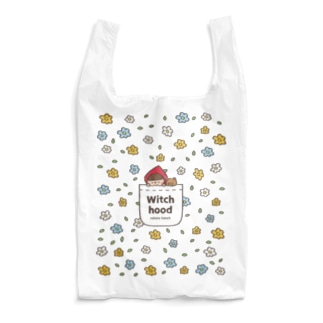 Witch hoodのエコバッグ Reusable Bag