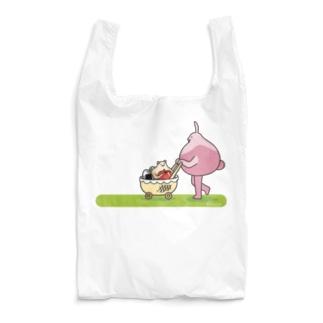 ぱつひことハム(初回特盛) Reusable Bag